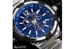 August Steiner Swiss Quartz Chronographs | AS8229