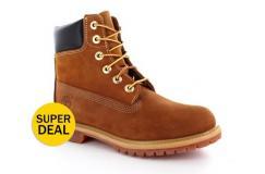 Timberland - 6 Inch Premium Boot - Cognac Schoen