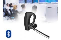 Fedec Bluetooth Headset met Accu - Perfect om handsfree te bellen