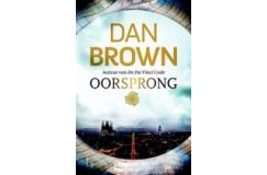 Deze week korting op het ebook oorsprong van Dan Brown