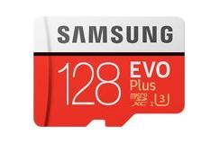 Hoge korting op de Samsung Evo plus 128GB!