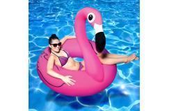 Flamingo Zwemband - 110 cm