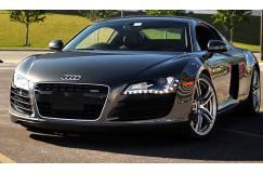 Rijd in een Audi R8 of Aston Martin
