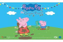 Peppa Pig familie-musical