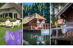 Dagje sauna op de Veluwe