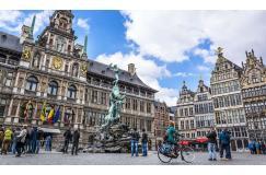 4* citytrip Antwerpen