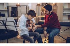 Privé muzieklessen naar keuze