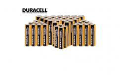 48 Duracell batterijen