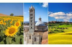 8 dagen prachtig Toscane