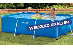 Intex zwembad XXL + afdekhoes