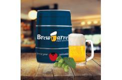 Brewbarrel Bierkit - Maak zelf je eigen bier