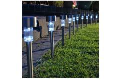Solar Led Tuinverlichting (set van 10)